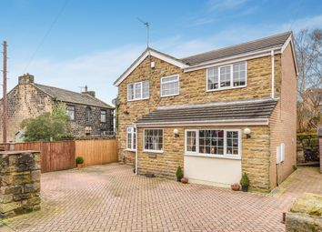 Thumbnail 5 bedroom detached house for sale in Football, Yeadon, Leeds