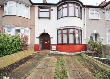 Thumbnail 3 bed terraced house to rent in Roxy Avenue, Romford