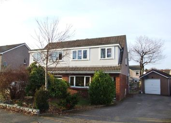 Thumbnail 3 bedroom semi-detached house to rent in St. Nicholas Drive, Banchory