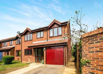 Thumbnail 4 bed detached house for sale in Applecroft, Lower Stondon, Henlow, Bedfordshire