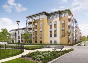 Thumbnail 2 bed flat to rent in Clovelly Court, 6 Wintergreen Boulevard, West Drayton