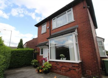 Thumbnail 3 bed detached house for sale in Church Road, Bolton