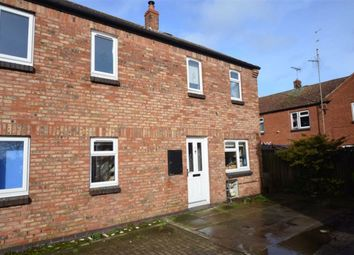 Thumbnail 3 bed semi-detached house for sale in Flaxley Court, Selby