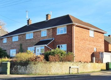 Thumbnail 4 bed semi-detached house for sale in Cowleymoor Road, Tiverton, Devon