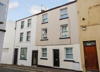 Thumbnail 3 bed terraced house for sale in 26 & 26A New Street, Whitehaven, Cumbria