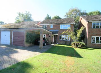 Thumbnail 4 bed detached house for sale in Hyburn Close, Bricket Wood, St. Albans
