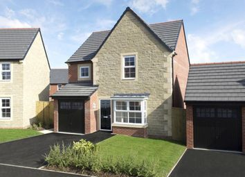 "Thumbnail 4 bedroom detached house for sale in ""Smithy"" at Henthorn Road, Clitheroe"