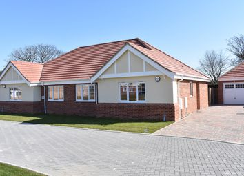 Thumbnail 2 bed semi-detached bungalow for sale in Claydon Park, Beccles Road, Gorleston, Great Yarmouth