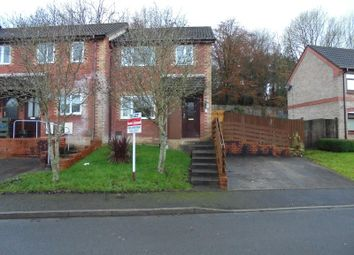 Thumbnail 3 bed end terrace house to rent in 7 Hazel Tree Way, Brackla, Bridgend.