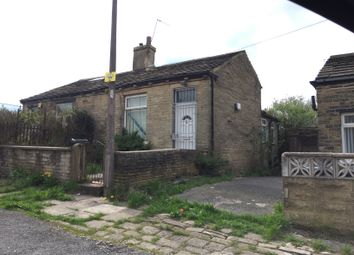 Thumbnail 1 bed cottage to rent in Hillam Street, Bradford