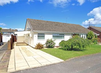 Thumbnail 2 bed bungalow for sale in Heronscroft, Covingham, Swindon