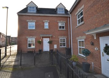Thumbnail 4 bed link-detached house for sale in Johnson Road, Emersons Green, Bristol