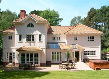 Thumbnail 5 bed detached house for sale in Canford Cliffs Road, Canford Cliffs, Poole