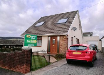 Thumbnail 3 bed detached bungalow for sale in Rowan Close, Penycoedcae, Pontypridd