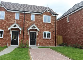 Thumbnail 3 bedroom semi-detached house for sale in 22 James Way, Baschurch, Shrewsbury
