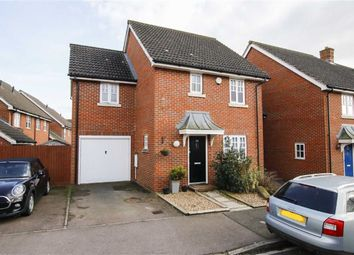 Thumbnail 3 bed link-detached house to rent in Cranborne Ave, Westcroft, Milton Keynes