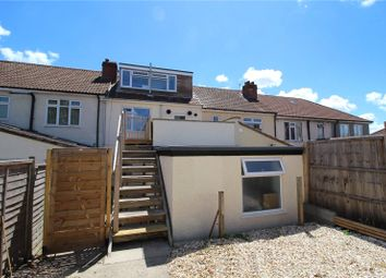Thumbnail 3 bed maisonette for sale in Hillside Road, Kingswood, Bristol
