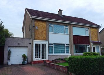 Thumbnail 3 bed semi-detached house for sale in Inveraray Drive, Bishopbriggs, Glasgow