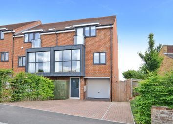 Thumbnail 3 bed end terrace house for sale in Windmill Road, Aldershot, Hampshire