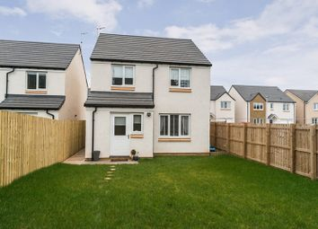 Thumbnail 3 bed detached house for sale in Haines Drive, Dunbar, East Lothian