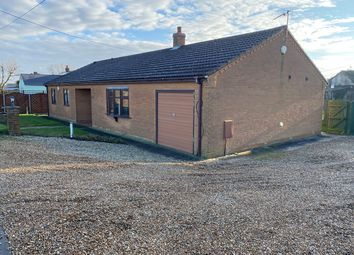 Thumbnail 3 bed bungalow to rent in Bardyke Bank, Upwell, Wisbech