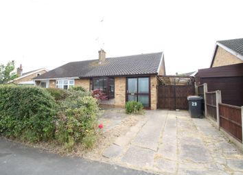 Thumbnail 2 bed semi-detached bungalow for sale in St. Leonards View, Polesworth, Tamworth