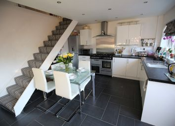 Thumbnail 3 bed terraced house for sale in The Hawthorns, Pentwyn