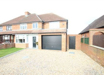 Thumbnail 4 bed semi-detached house for sale in Gravetts Lane, Guildford, Surrey