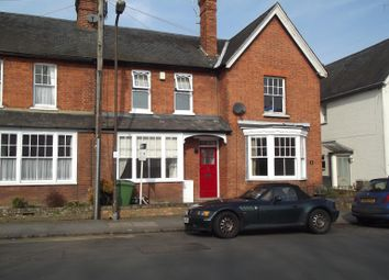 Thumbnail 3 bed terraced house to rent in Station Road, Marlow, Buckinghamshire