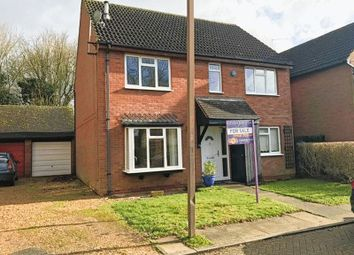 Thumbnail 4 bed detached house for sale in The Spinney, Bradwell, Milton Keynes