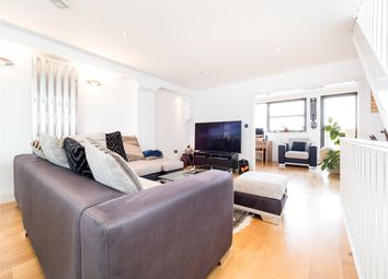 Thumbnail 3 bed flat for sale in Meridian Point, Creek Road, Deptford, London