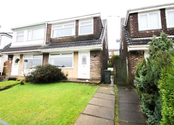 Thumbnail 3 bed semi-detached house to rent in Brooks End, Rochdale