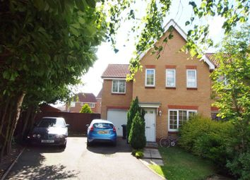Thumbnail 3 bed semi-detached house for sale in Kingfisher Road, Attleborough