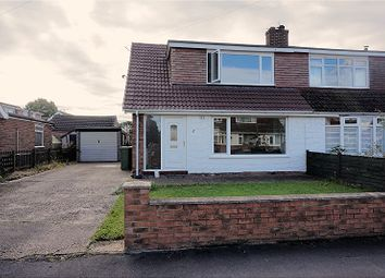 Thumbnail 3 bed semi-detached bungalow to rent in Mayflower Close, Immingham