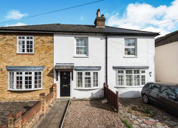 Thumbnail 3 bed terraced house for sale in Spreighton Road, West Molesey, Surrey