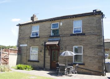 Thumbnail 3 bed detached house for sale in Wesley Place, Low Moor, Bradford