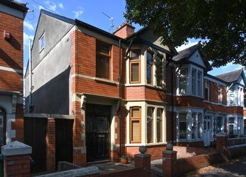 Thumbnail 4 bed end terrace house for sale in Maindy Road, Cathays, Cardiff