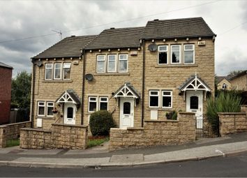 Thumbnail 2 bed terraced house for sale in Moor End Lane, Dewsbury