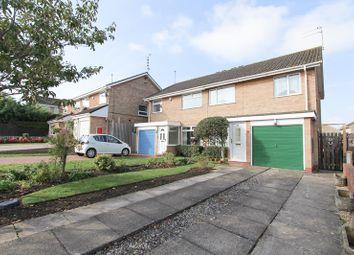 Thumbnail 3 bed semi-detached house for sale in Hurn Lane, Keynsham, Bristol