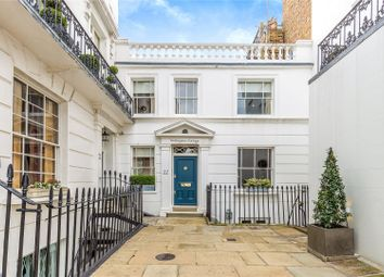 Thumbnail 3 bed terraced house for sale in Wellington Square, Chelsea, London