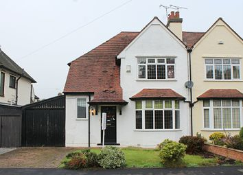 Thumbnail 3 bed semi-detached house for sale in Woodland Avenue, Earlsdon, Coventry
