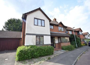 Thumbnail 5 bed detached house to rent in Woodward Close, Winnersh, Wokingham, Berkshire