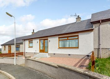 Thumbnail 3 bed terraced bungalow for sale in The Bents, Banff, Aberdeenshire