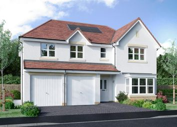 """Thumbnail 5 bed detached house for sale in """"Kinnaird"""" at Lasswade Road, Edinburgh"""