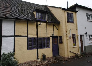 Thumbnail 2 bed cottage to rent in Reading Road, Wallingford