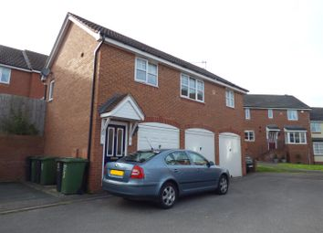 Thumbnail 1 bed property to rent in Oversley Close, Redditch