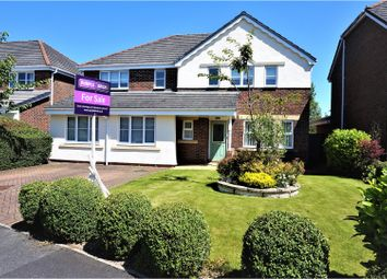 Thumbnail 5 bed detached house for sale in Masefield Close, Blackburn