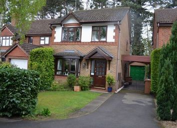 Thumbnail 3 bed detached house for sale in Baldwin Close, Lake View, Northampton