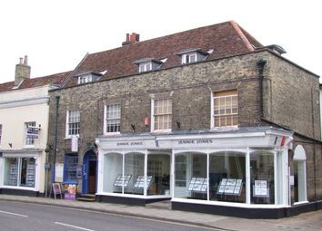 Thumbnail 2 bedroom flat for sale in High Street, Saxmundham
