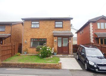 Thumbnail 4 bed detached house for sale in Julian Heights, Fleur De Lis, Blackwood